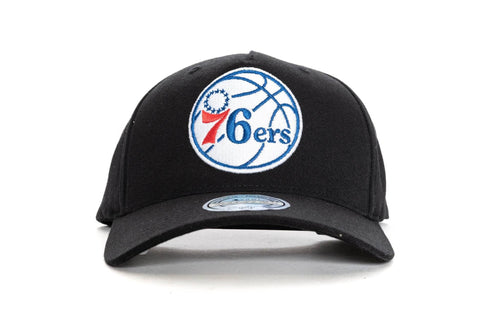 TEAM COLOUR mitchell and ness philadelphia 76ers 110 snapback mitchell and ness cap