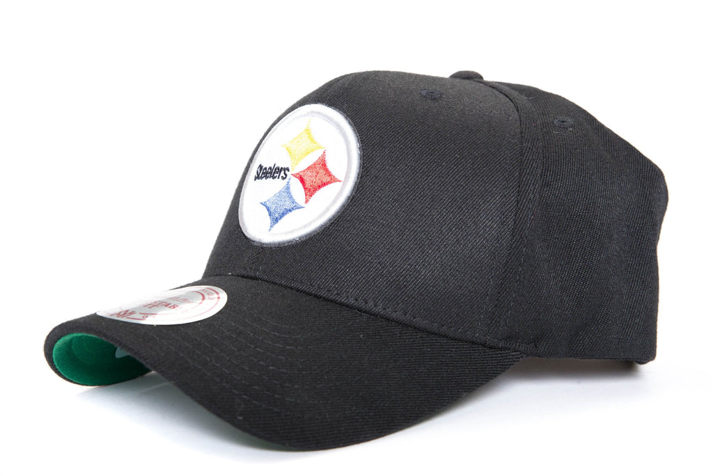 mitchell and ness pittsburg steelers 110 flex snapback