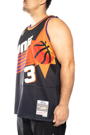 mitchell and ness suns nash 13 alt 96-97 nba swingman jersey mitchell and ness tank