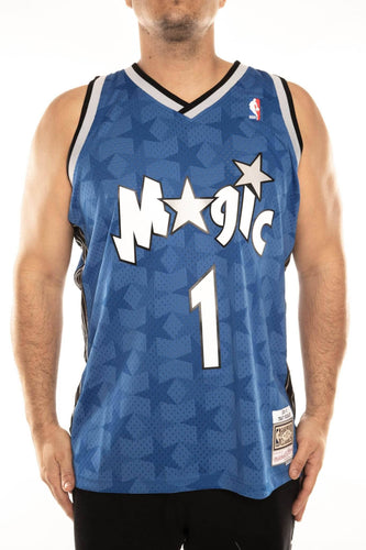 mithell and ness magic mcgrady 1 road 00-01 swingman jersey mitchell and ness jersey