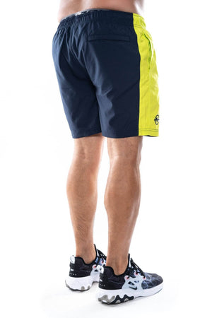 nautica 6 competition stretch hang out swim trunk nautica Short
