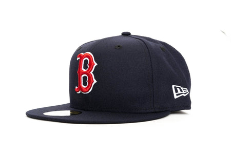 new era 5950 boston red sox fitted new era cap