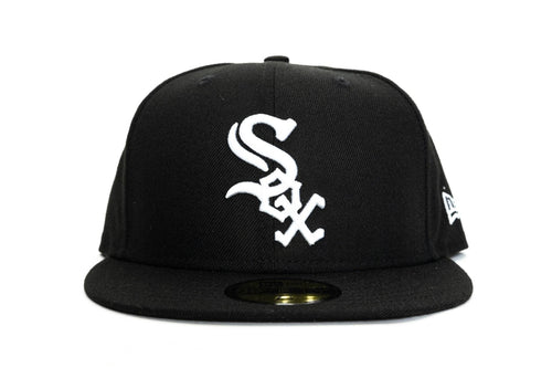 new era 5950 chicago white sox fitted new era cap