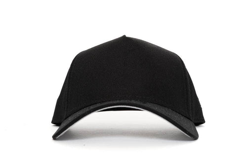 BLACK new era 940 aframe blank new era cap