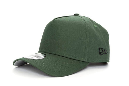 CILANTRO GREEN new era 940 aframe blank new era cap