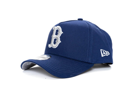 ROYAL BLUE/SILVER new era 940 aframe botson red sox new era cap