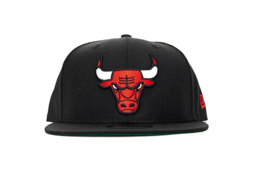 black new era 950 chicago bulls new era cap
