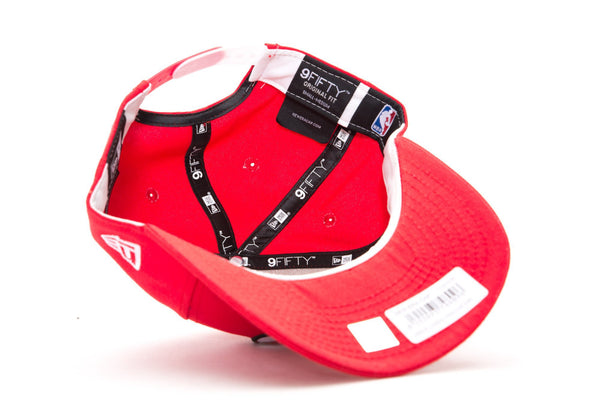 new era 950 onfield precurved chicago bulls