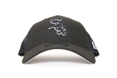 new era 9forty trucker chicago white sox cap