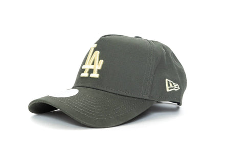 olive new era womens 940 aframe los angeles dodgers new era cap