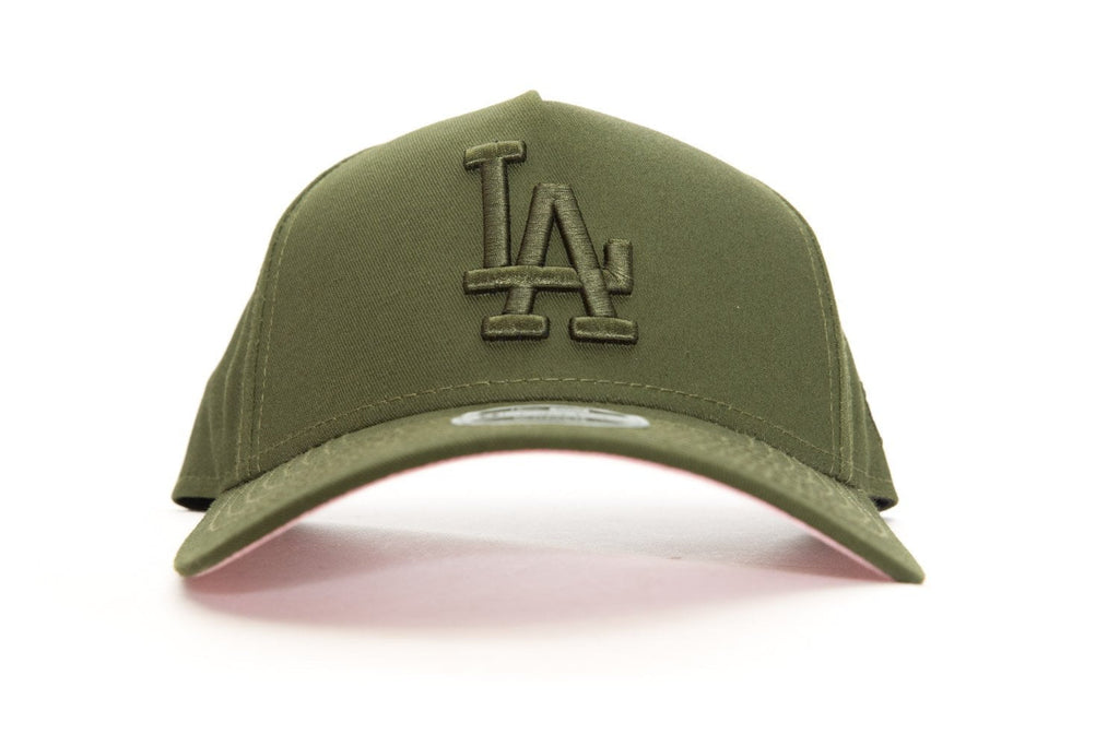 new era cap new era womens 940 aframe los angeles dodgers
