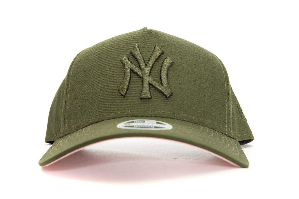 new era cap new era womens 940 aframe new york yankees