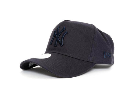TONED DOWN NAVY new era womens 940 aframe new york yankees new era cap