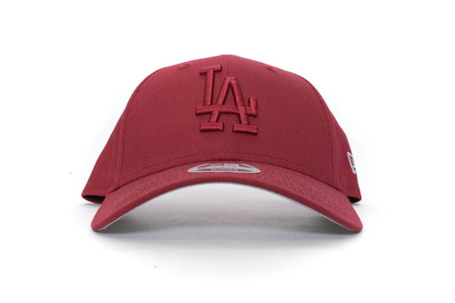 CARD ON CARD new era womens 940 los angeles dodgers new era cap