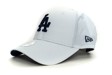 WHITE/RIP new era womens 940 los angeles dodgers new era cap