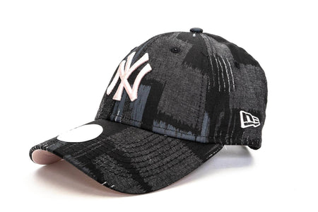 black / pink / camo new era womens 940 new york yankees new era 193649444967 cap