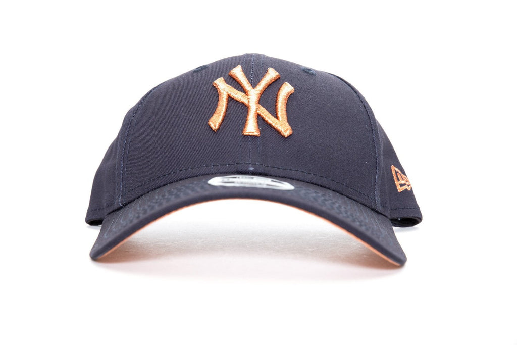 new era cap new era womens 940 new york yankees navy Copper