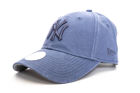 slate / blue new era womens 940 new york yankees new era cap