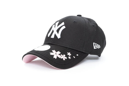 black/cherry new era womens 940 new york yankees new era cap