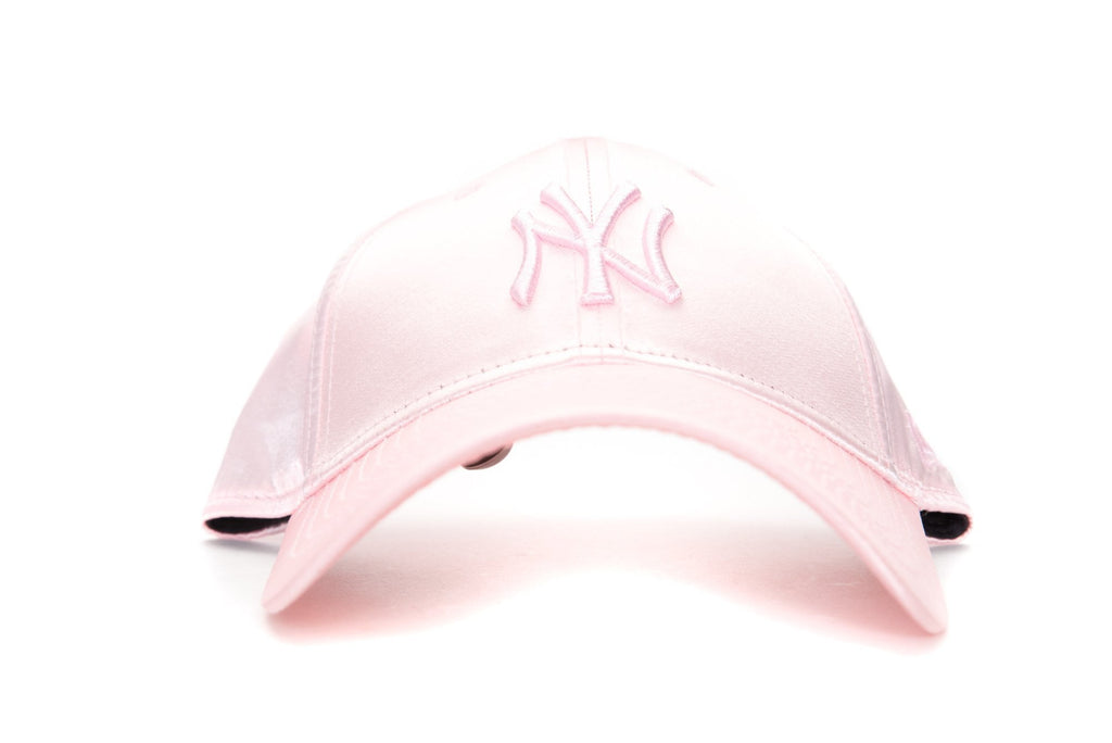 new era cap new era womens 940 satin new york yankees