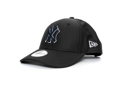 BLACK/NAVY new era youth 940 snapback new york yankees new era cap