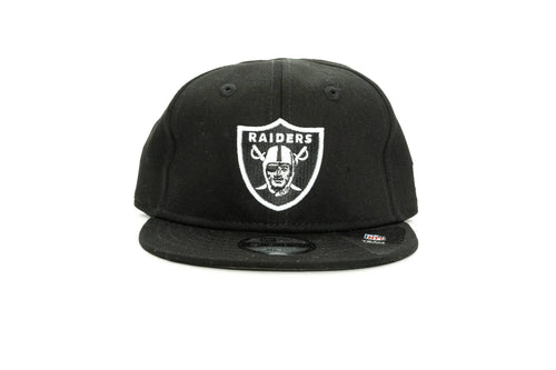 black new era youth my 1st 950 las vegas raiders new era cap