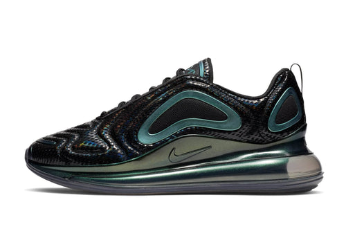 black/black-metallic silver / US 8 nike air max 720 nike sboe