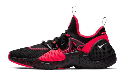 black/white-bright crimson-total orange / US 8 nike huarache E.D.G.E AS QS nike Shoe