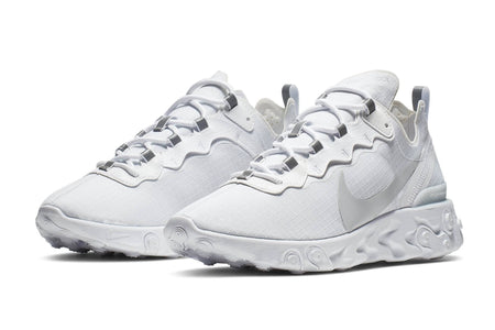 white/pure platinum / US 8 nike react element 55 SE nike Shoe