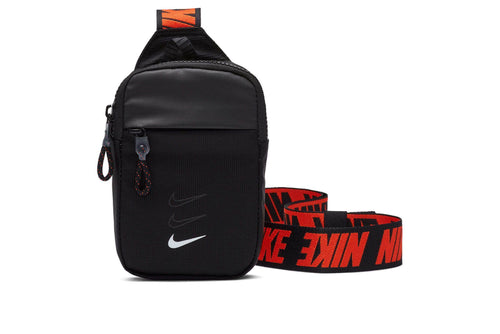 BLACK/BLACK/WHITE nike sportswear essentials hip pack nike 00193153902144 bag