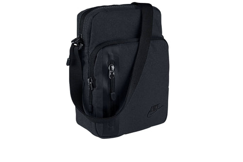 black nike tech cross body bag nike bag