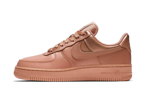 rose gold / mtlc red bronze / US 6 nike womens air force 1 07 lx nike 887225073923 Shoe