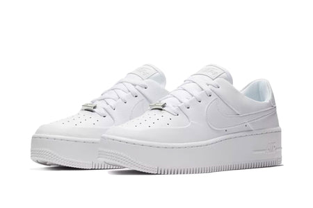 white/white/white / US 6 nike womens air force 1 sage low nike 191887656180 Shoe
