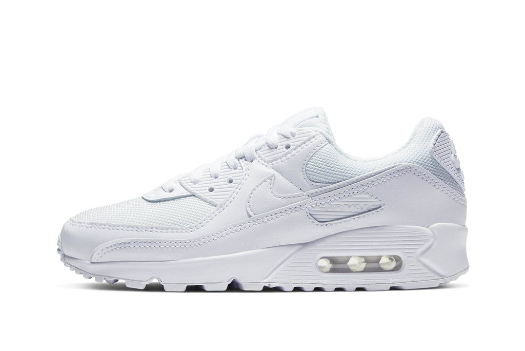 nike womens air max 90 | sneaker | white | CQ2560 100
