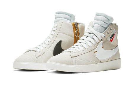 offwhite/summitwhite/pureplatinum / US 6 nike womens blazer mid rebel nike Shoe