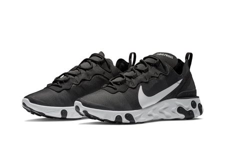 black/white / US 6 nike womens react element 55 nike Shoe