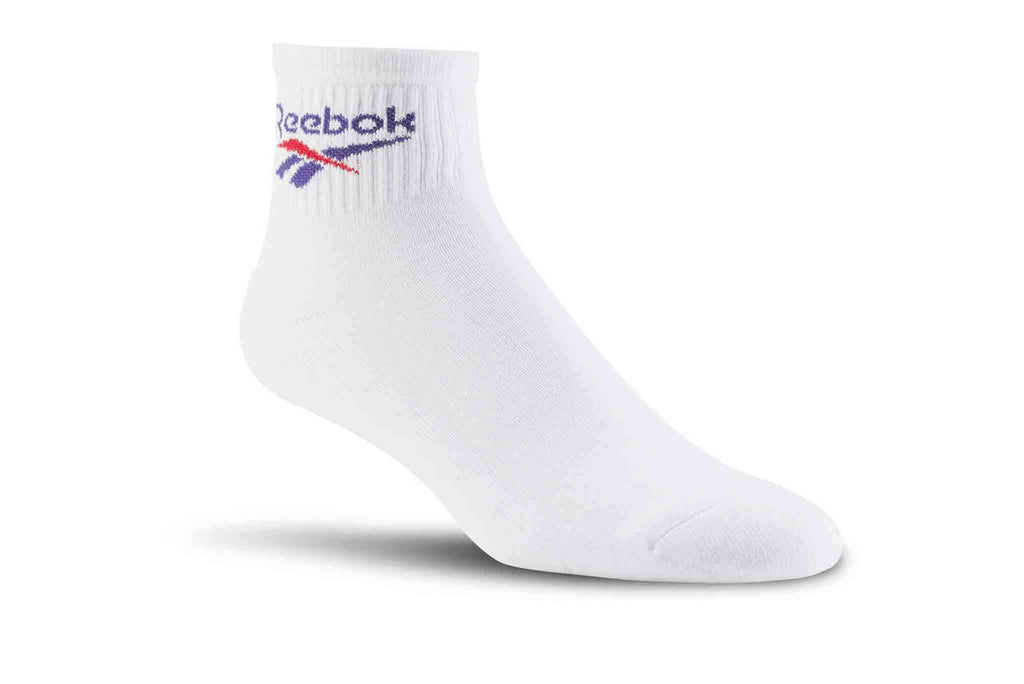 reebok lost and found sock