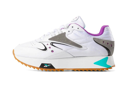 white/teal / US 6 reebok women's CL leather ATI 90s reebok Shoe