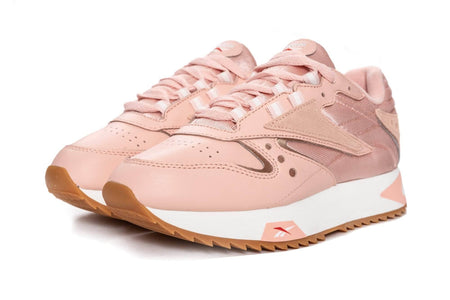 rose cloud / rose gold / US 6 reebok womens cl leather ati 90s reebok Shoe