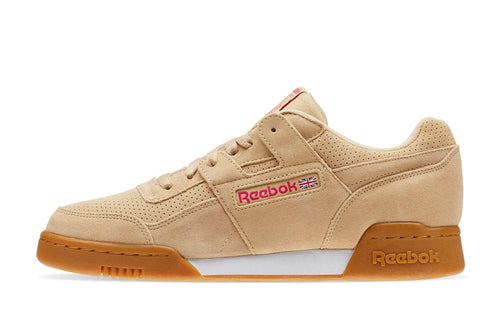 sahara/twisted pink / US 8 reebok workout plus mu reebok 4059807030518 Shoe