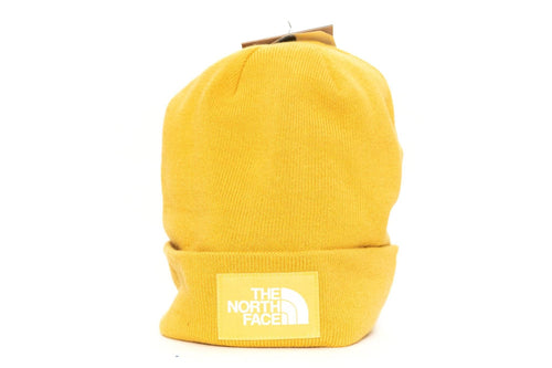 BAMBOO YELLOW the north face dock worker recycled beanie the north face beanie