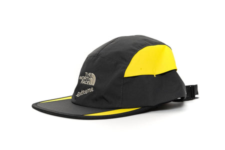 black/yellow the north face extreme ball cap the north face cap