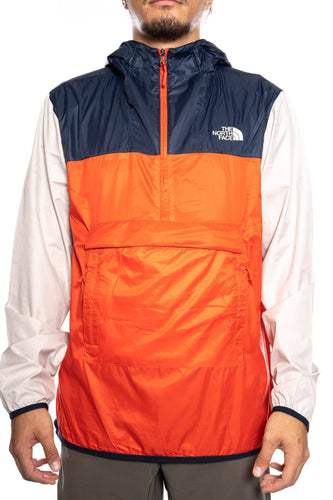 red/blue/white / M the north face fanorak jacket the north face jacket