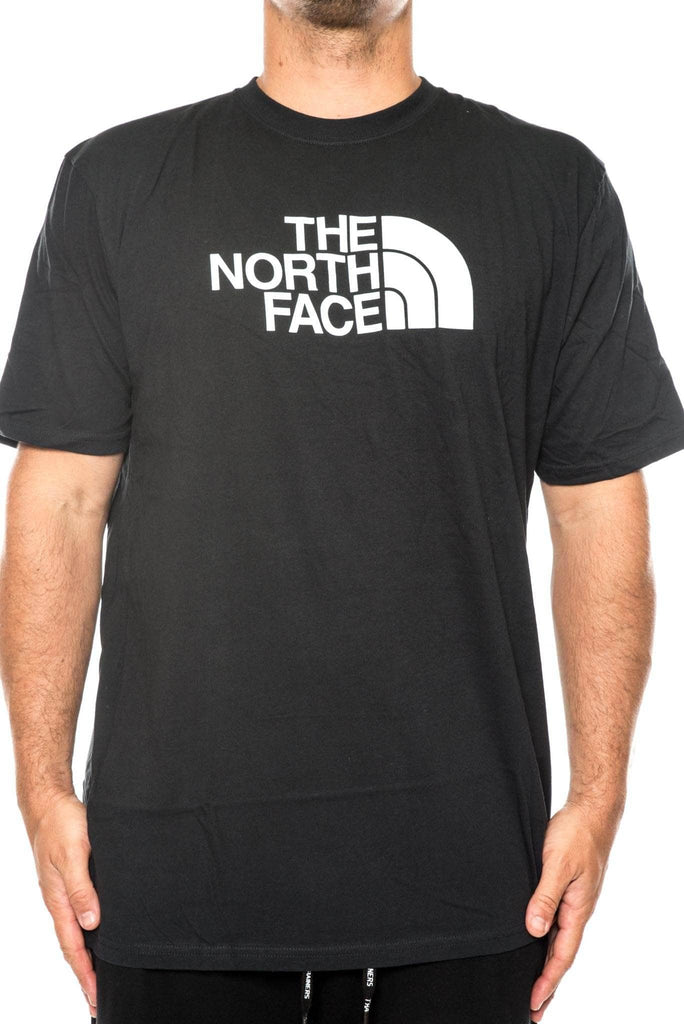 the north face Shirt the north face half dome tee