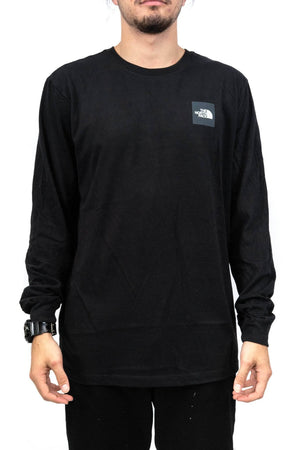 the north face long sleeve box tee the north face Shirt