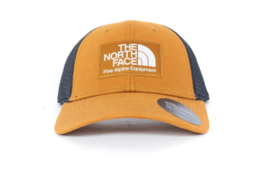TIMBER TAN the north face mudder trucker hat the north face cap
