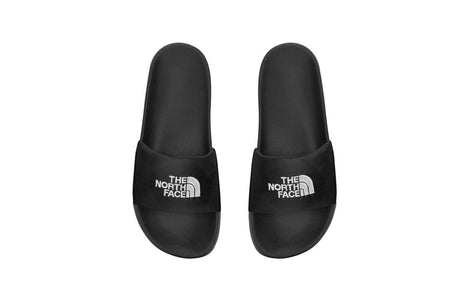 Black / US 10 the north face nuptse slide the north face slide