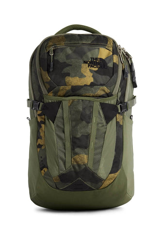 Burnt Olive Green Stock the north face recon backpack the north face bag