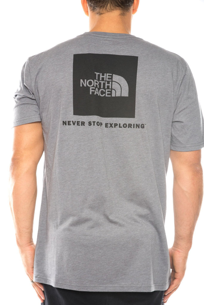 The north face Shirt the north face red box tee