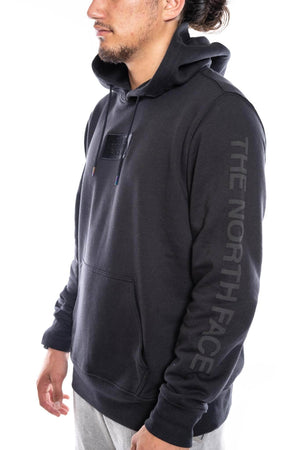 black / M the north face urban ex collection hoody the north face hoody